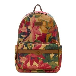 NWT PN Genoa Backpack-Coated Canvas FirmPrice